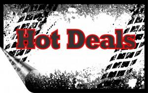 Hot Deal Button Internet